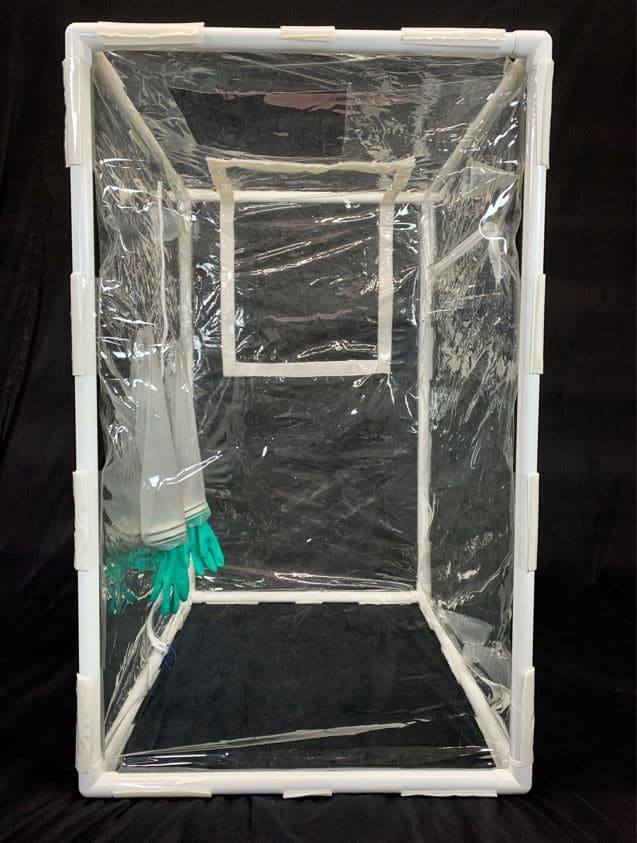 PVC Frame Isolator